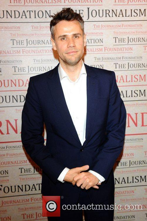 Richard Bacon,  at the A Priceless Evening...