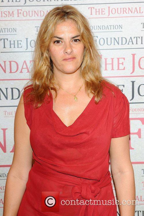 Tracey Emin,  at the A Priceless Evening...