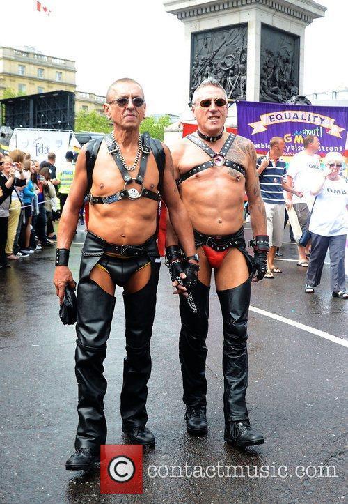 London's gay World Pride 2012
