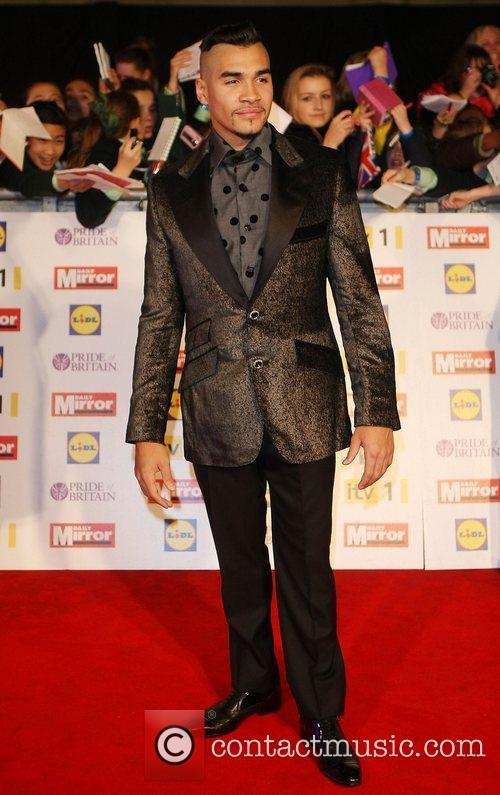 The Daily Mirror Pride of Britain Awards 2012...