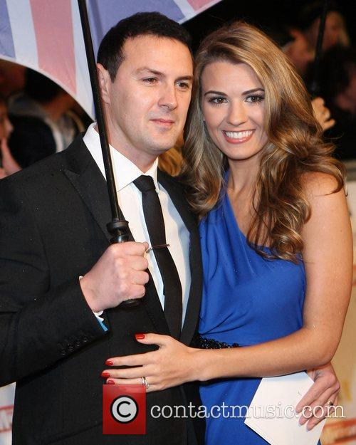 Paddy Mcguiness and Grosvenor House 6