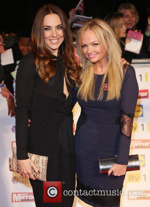 The Daily Mirror Pride of Britain Awards 2012...