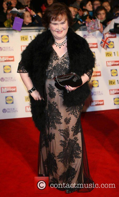 Susan Boyle, Pride of Britain Awards