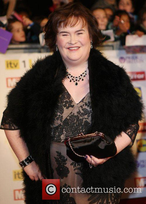 Susan Boyle and Grosvenor House 5