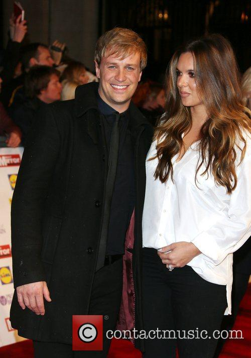 Kian Egan, Jodie Albert and Grosvenor House 3