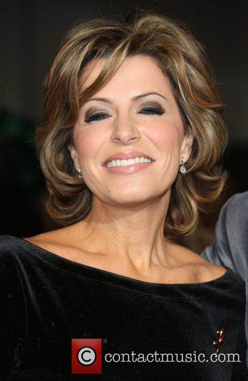 Natasha Kaplinsky and Grosvenor House 1