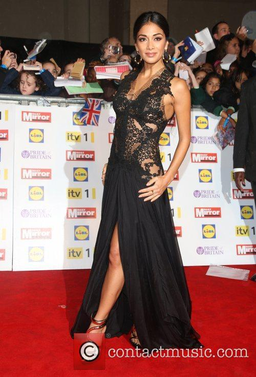 Nicole Scherzinger and Grosvenor House 1
