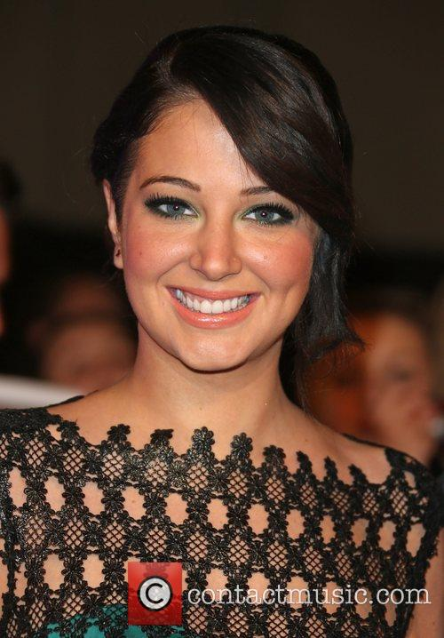 Tulisa Contostavlos and Grosvenor House 9