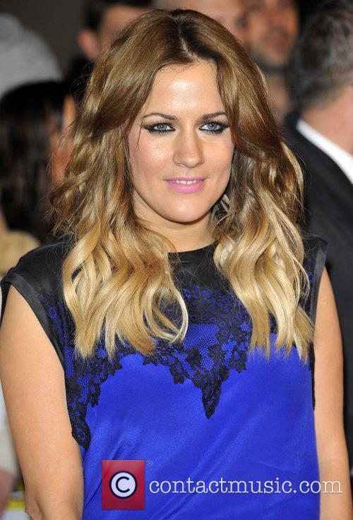 Caroline Flack, Pride of Britain Awards 2012