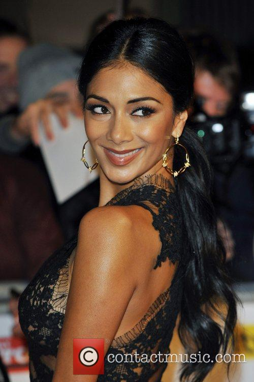 Nicole Scherzinger and Grosvenor House 11