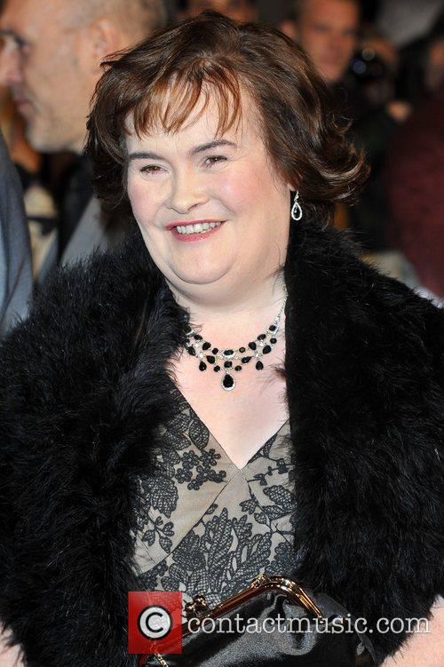 Susan Boyle and Grosvenor House 6