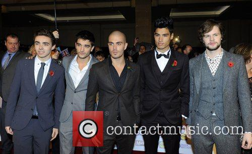 The Wanted and Grosvenor House 1