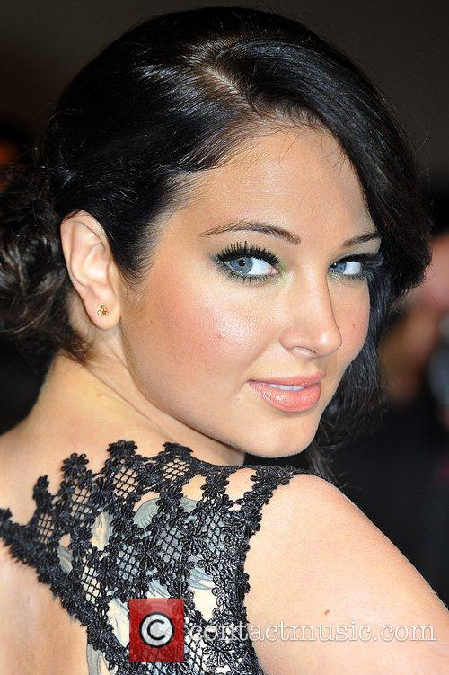 Tulisa Contostavlos and Grosvenor House 11