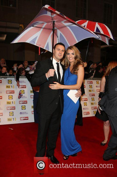 Paddy Mcguinness, Christine Martin and Grosvenor House