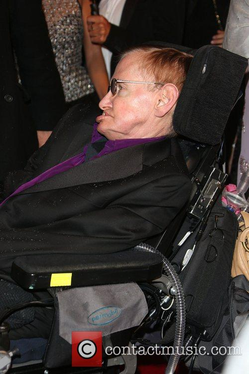 Stephen Hawking and Grosvenor House 11