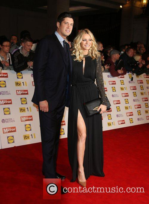 Vernon Kay, Tess Daly and Grosvenor House 3