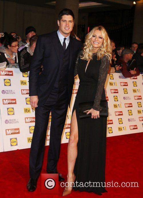 Vernon Kay, Tess Daly and Grosvenor House 2
