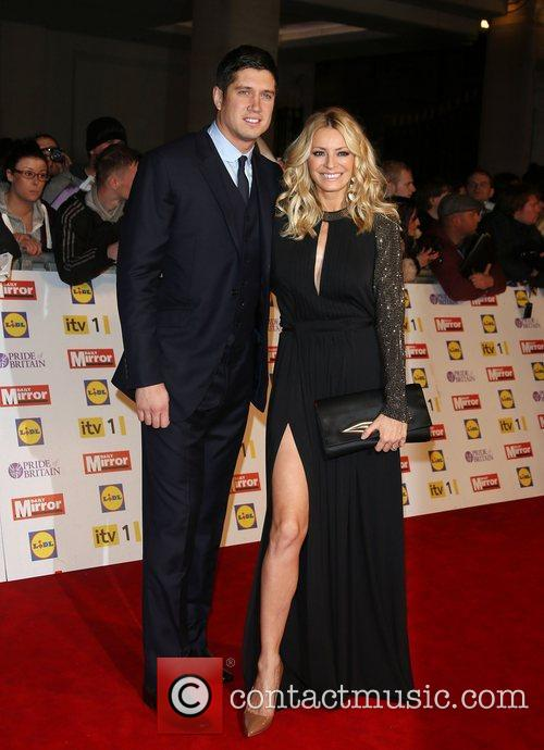 Vernon Kay, Tess Daly and Grosvenor House 1