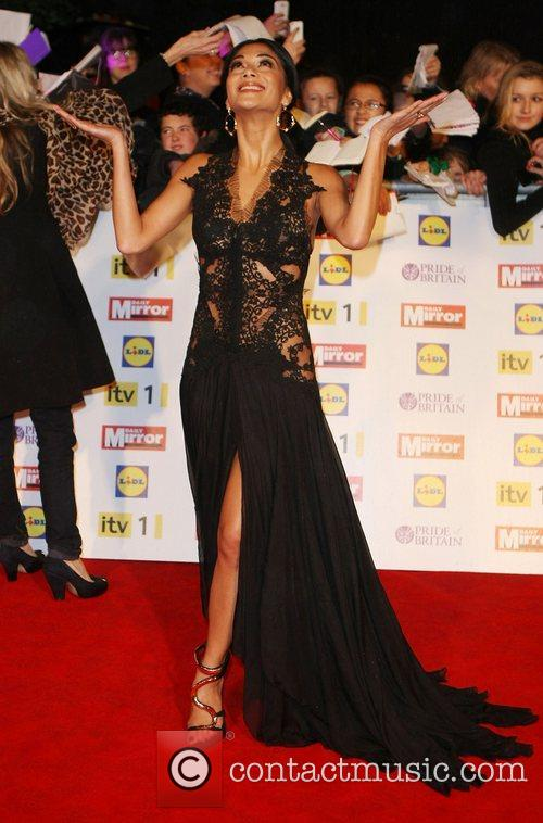 Nicole Scherzinger and Grosvenor House 5