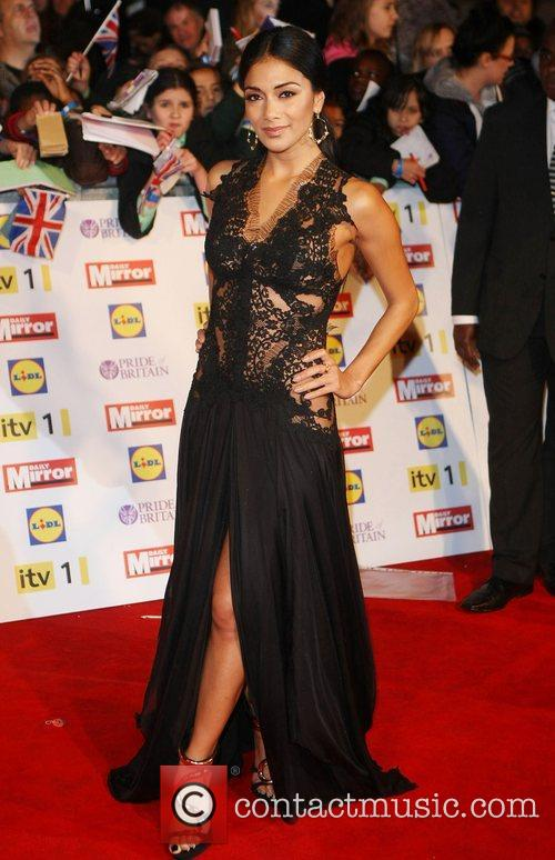 Nicole Scherzinger and Grosvenor House 8