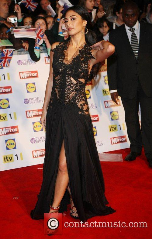 Nicole Scherzinger and Grosvenor House 9