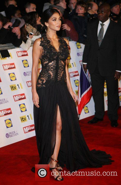 Nicole Scherzinger and Grosvenor House 6