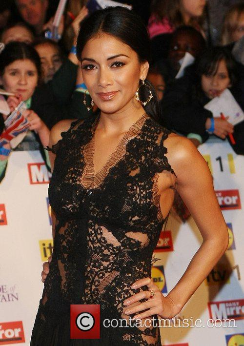 Nicole Scherzinger and Grosvenor House 3