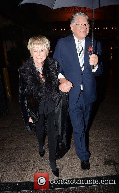 Gloria Hunniford and Grosvenor House 4