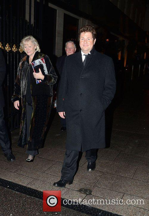 Michael Ball and Grosvenor House 2