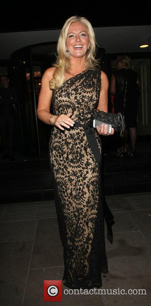 Leaving The Daily Mirror Pride of Britain Awards...