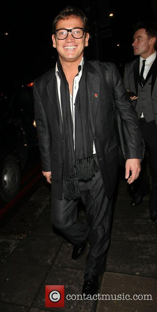 Sid Owen, Grosvenor House