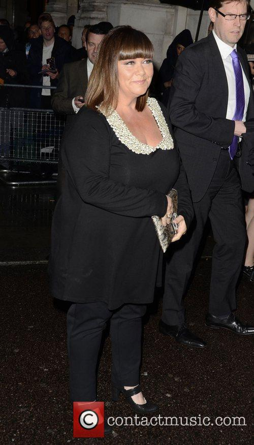 Dawn French and Grosvenor House 2