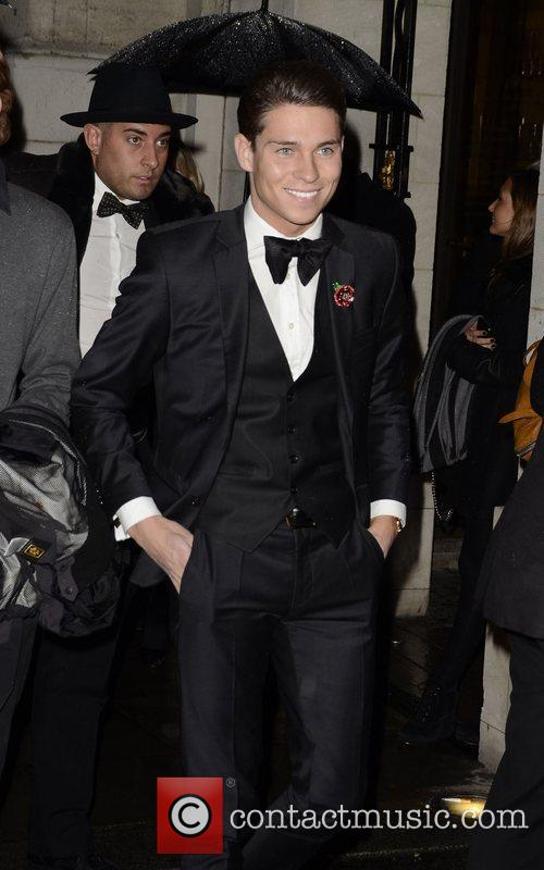 Joey Essex and Grosvenor House 9
