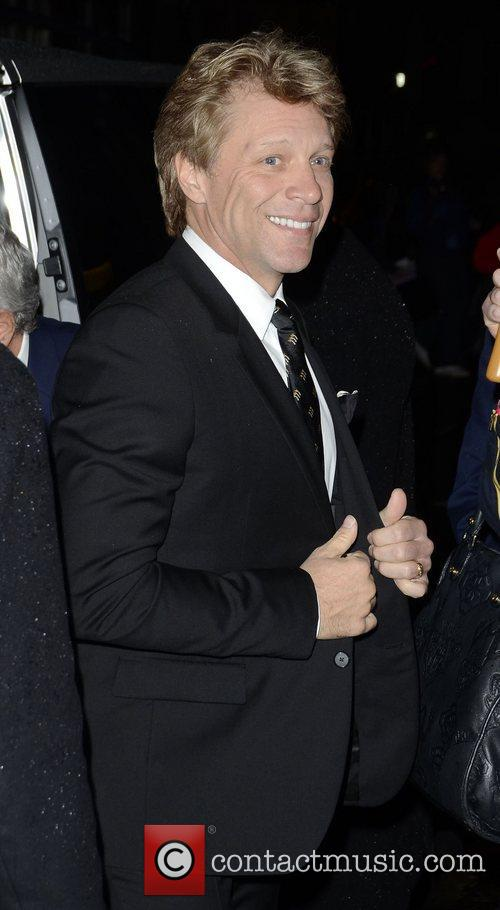 Jon Bon Jovi and Grosvenor House 7