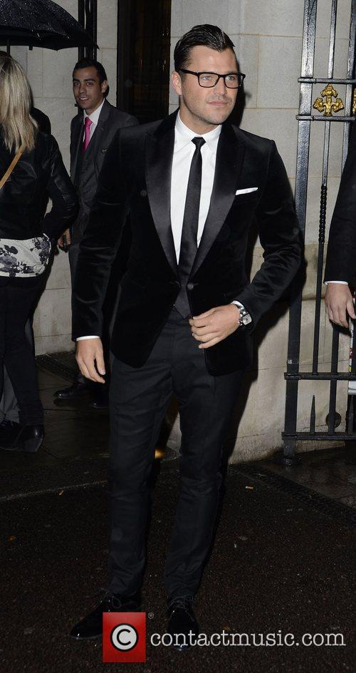 Mark Wright, Grosvenor House