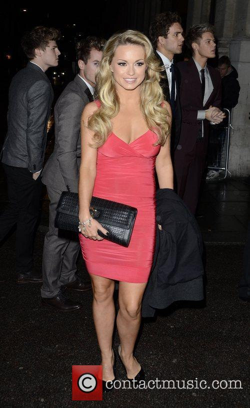 Ola Jordan, Grosvenor House