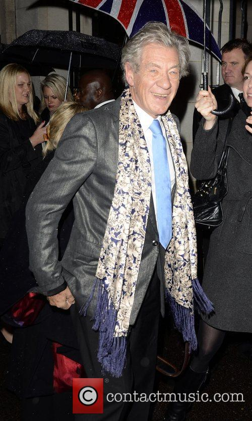 Sir Ian Mckellen and Grosvenor House 2
