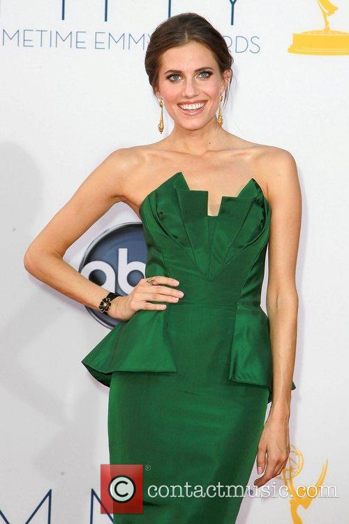 Allison Williams 64th Annual Primetime Emmy Awards, held...