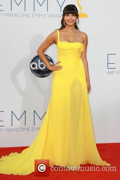 Hannah Simone and Emmy Awards 2
