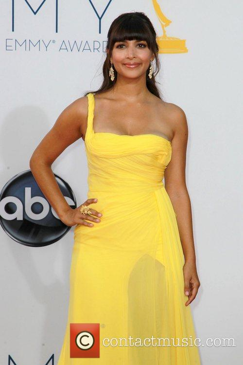 Hannah Simone and Emmy Awards 3