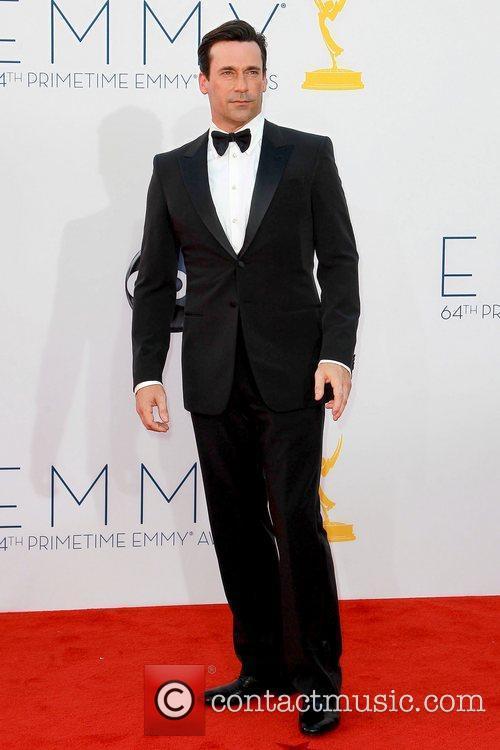 Jon Hamm, Emmy Awards