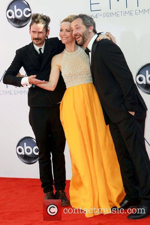 Jeremy Davies, Leslie Mann, Judd Apatow and Emmy Awards 3