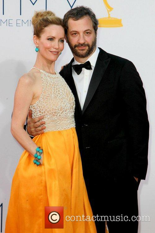 Leslie Mann, Judd Apatow and Emmy Awards 4