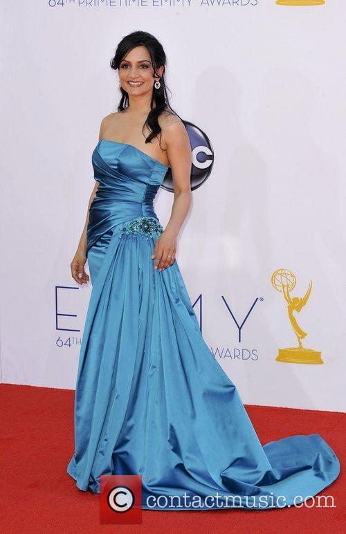Archie Panjabi  64th Annual Primetime Emmy Awards,...