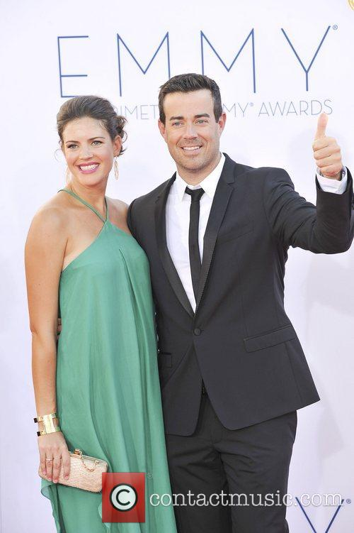 Carson Daly  64th Annual Primetime Emmy Awards,...