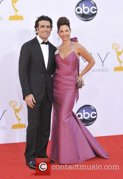 Dario Franchitti and Ashley Judd 3