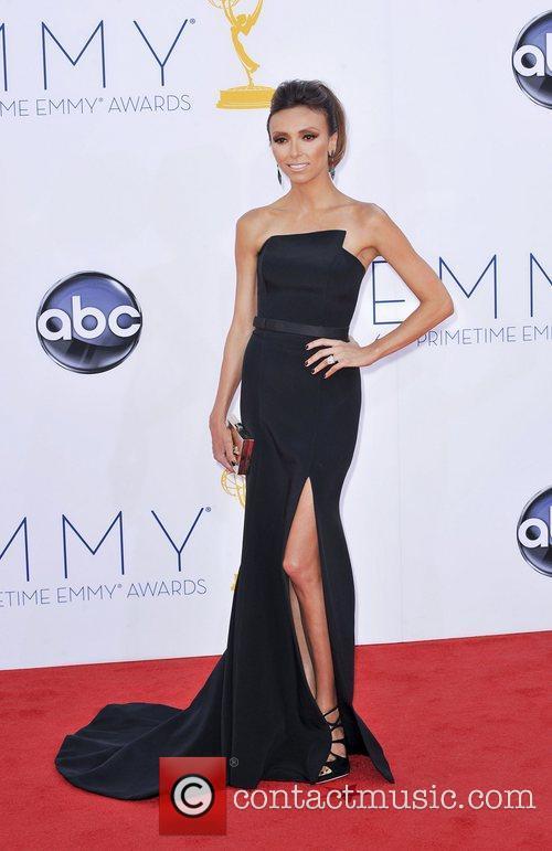 Giuliana Rancic and Emmy Awards 5