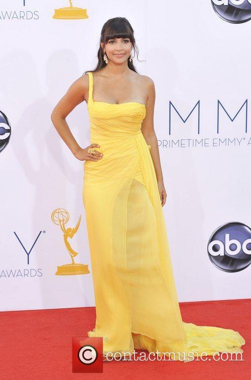 Hannah Simone and Emmy Awards 1