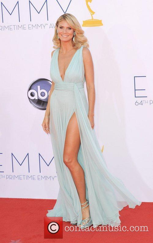 Heidi Klum and Emmy Awards 5
