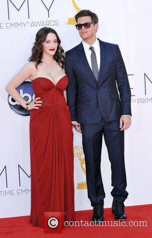 Kat Dennings and Emmy Awards 8